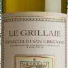 Le Grillaie - Vernaccia di San Gimignano